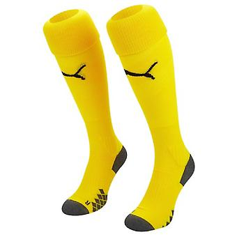 2019-2020 Manchester City Third Goalkeeper Socks (Yellow)