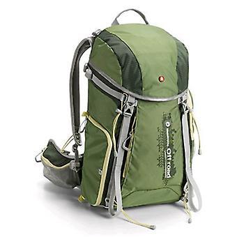 Manfrotto off road 30l zaino per atzzatura fotografica in nylon/tessuto colore verde