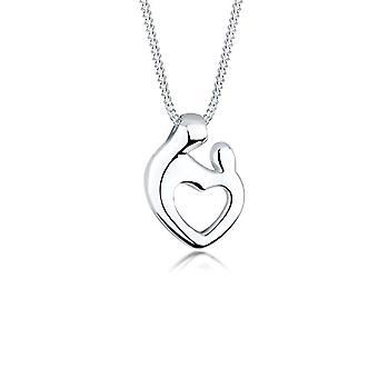 Elli Silver Women's Pendant Necklace 925 0102281312_45