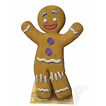 Gingy the Gingerbread Man from Shrek Cardboard Cutout / Standee / Standup