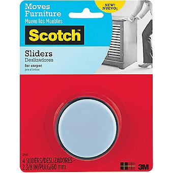 Scotch Self-Stick Sliders 2.375