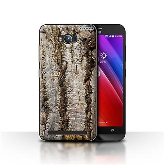 STUFF4 Case/Cover for Asus Zenfone Max ZC550KL/Aged/Tree Bark