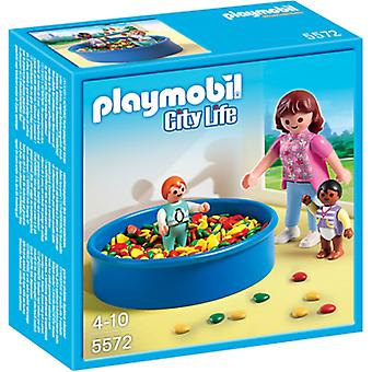 Playmobil 5572 Ball Pit (Toys , Dolls And Accesories , Miniature Toys , Sets)