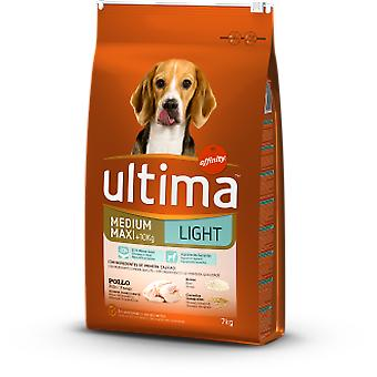 Ultima Medium Maxi Light (Dogs , Dog Food , Dry Food)