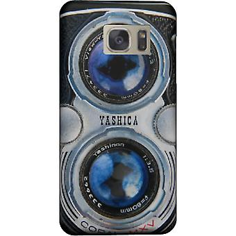 Vintage camera yashica mate cover for Galaxy S6