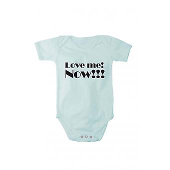T-shirt with print baby bodysuits have me love in different languages