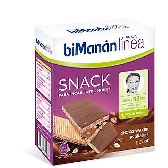 Bimanan Snack Choco Hazelnut Wafer