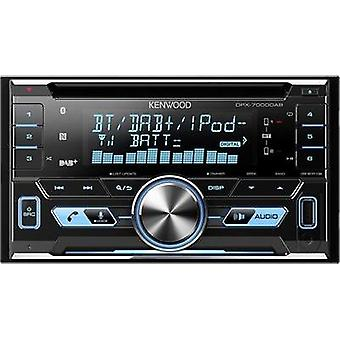 Double DIN car stereo Kenwood DPX-7000DAB