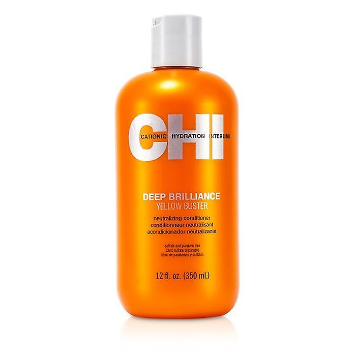 CHI diepe glans geel Buster neutraliserende Conditioner 350ml / 12oz
