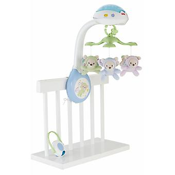 Fisher-Price Musical Mobile Bears (Speelgoed , Kleuterschool , Baby´S , Muziekmobielen)