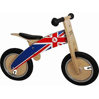 Kiddimoto Kurve-Bike Union Jack