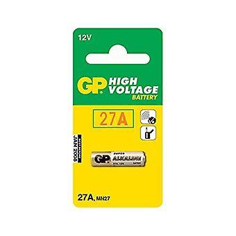 GP 27A A27 L828 12V alkalisk batteri - pakke med 10 (GP27A)