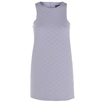 Topshop Women's Quilted Lilac Tunic DR844-8