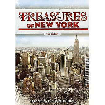 Skattene i New York [DVD] USA importere