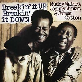 Muddy Waters - Breakin ' es, Breakin ' It Down [CD] USA importieren