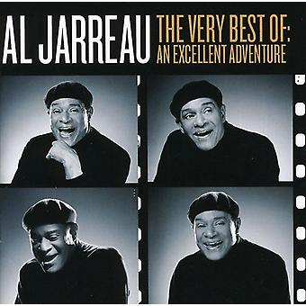 Al Jarreau - Very Best of: An Excellent Adventure [CD] USA import