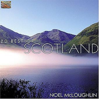 Noel McLoughlin - 20 Best of Scotland [CD] USA import