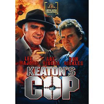 Keatons Cop [DVD] USA import