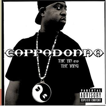 Cappadonna - Yin & the Yang [CD] USA import