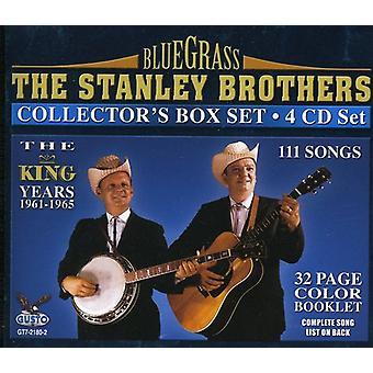 Stanley brødre - Box King 61-65 [CD] USA import