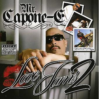 Mr. Capone-E - importación de mermeladas [CD] los E.e.u.u. Sr. Capone-E: Vol. 2-amor
