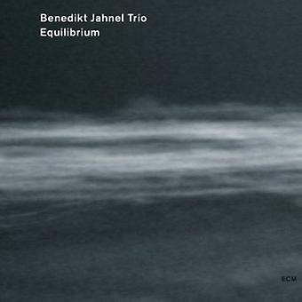 Benedikt Jahnel Trio - Equilibrium [CD] USA import