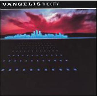 Vangelis - City [CD] USA import