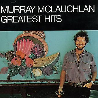Murray McLauchlan - Greatest Hits CD] USA importerer