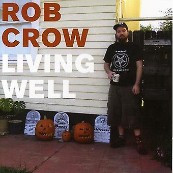 Rob Crow - lever godt [CD] USA import