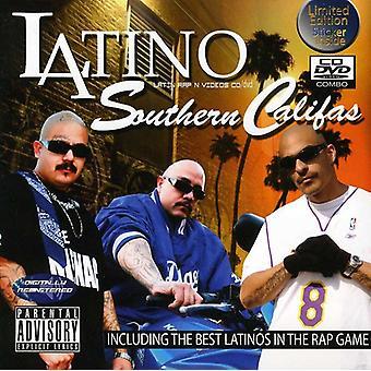 Hipower Entertainment presenta - importación de Estados Unidos California Sur Latina [CD]
