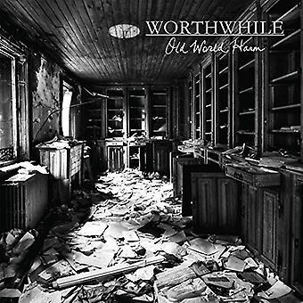 Worthwhile - Old World Harm [CD] USA import