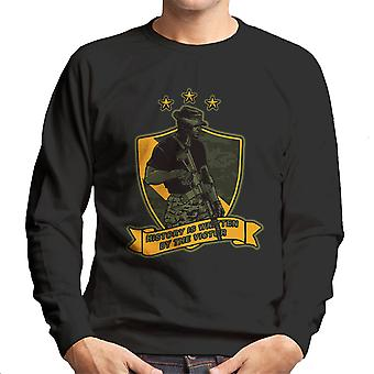 Historie forfatter Call Of Duty mænds Sweatshirt