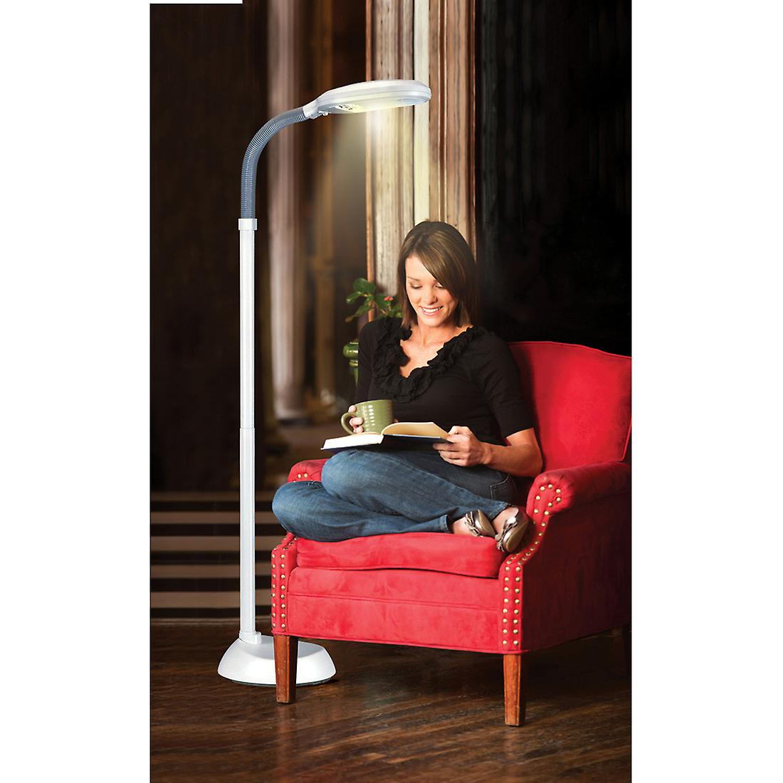 High Vision Reading Light - Beige Table