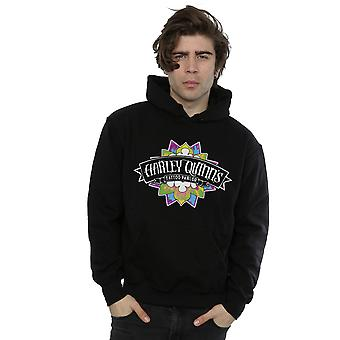 Suicide Squad Men's Harley Quinn Tattoo Parlour Hoodie