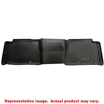 Husky Liners 61461 Black Classic Style 2nd Seat Floor L FITS:CHEVROLET 2005 - 2
