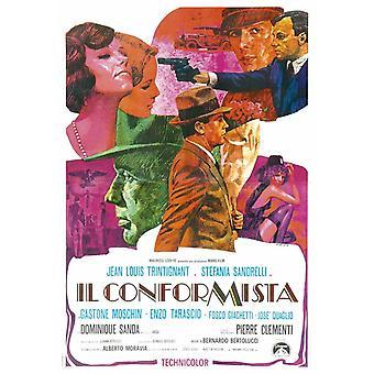 Die konformistischen Movie Poster (11 x 17)