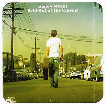 Randy uger - solgt ud på Cinema [CD] USA importen