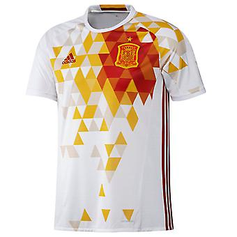 2016-2017 Spain Away Adidas Football Shirt (Kids)