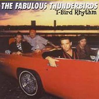 Fabulous Thunderbirds - T-Bird rytme [CD] USA importerer