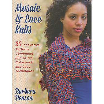 Stackpole Books-Mosaic & Lace Knits STB-16772