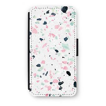 Samsung Galaxy A5 (2017) Flip Case - Terrazzo N°3