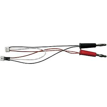 Charging cable [2x Jack plug - 2x EH] 150 mm 0.25 mm²