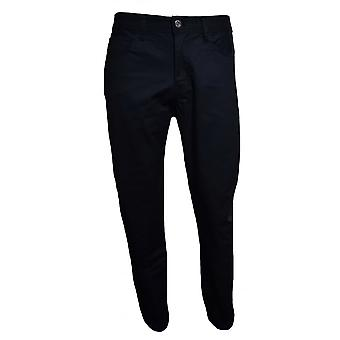 Armani Exchange Men's Black Chino's