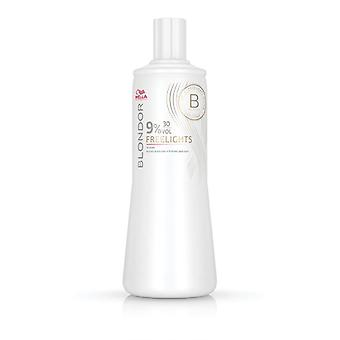Wella Blondor FreeLights Oxidant 30 Volume 1000ml (9%)