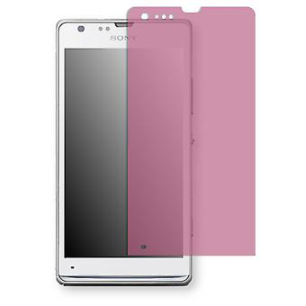 Sony Xperia SP display protector - Golebo view protective film protective film