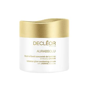 Decleor Aurabsolu brillo intenso despertar crema 50ml