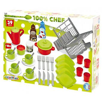 Smoby Cooking Set (Babies and Children , Toys , Home And Professions)