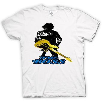 Womens T-shirt - Bruce Springsteen - The Boss