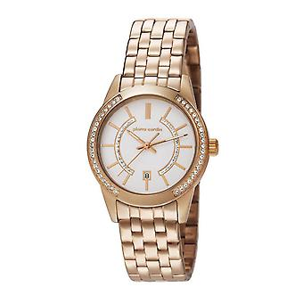 Pierre Cardin ladies watch wristwatch TROCA LADY Rosé PC106582F08