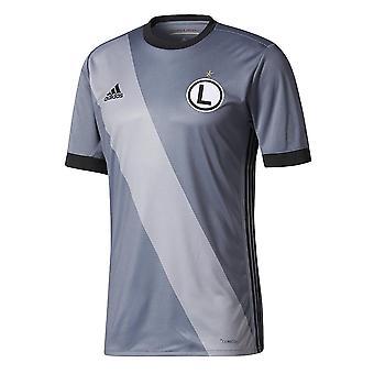2018-2019 Legia Warschau Adidas Away Football Shirt